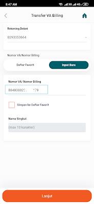 metode pembayaran dengan menggunakan Mbanking