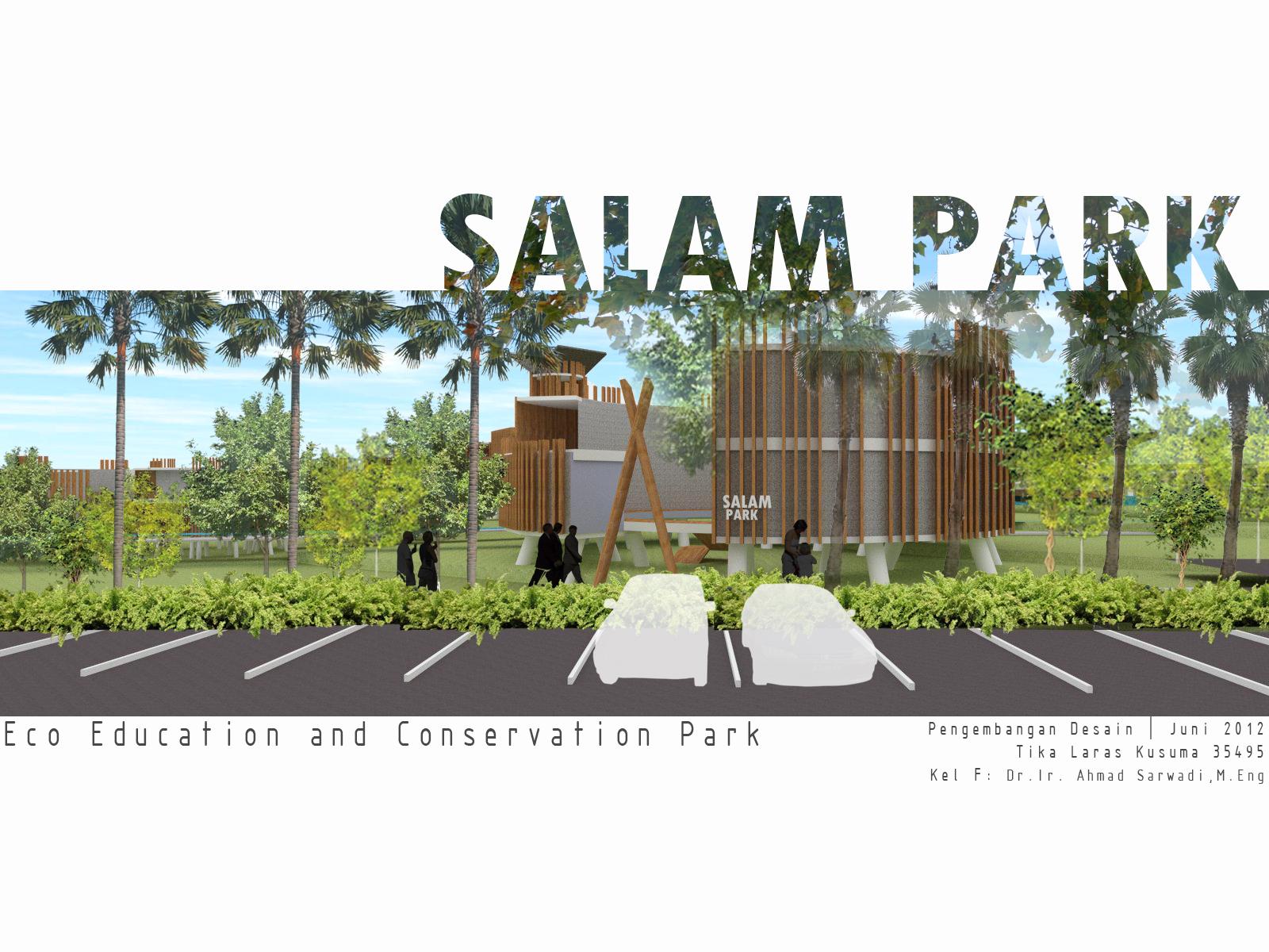Desain Taman Edukasi ~ Sketsa Rumah