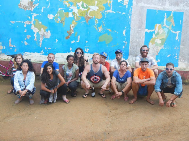southeast madagascar peace corps volunteers squating in vondrozo
