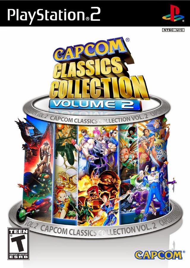 Www.JuegosParaPlaystation.Com Ps2 Ntsc Descargar Iso Gratis PlayStation 2 Capcom Classics Collection Vol 2