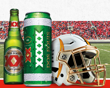 Dos Equis is giving away a trip to the College Football Playoff National Championship game in New Orleans and lots of other great football prizes!