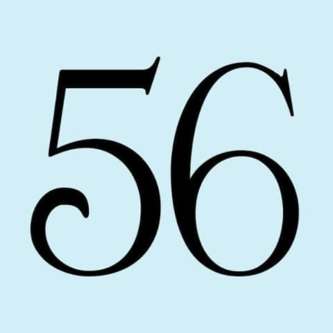 56: the lyric number