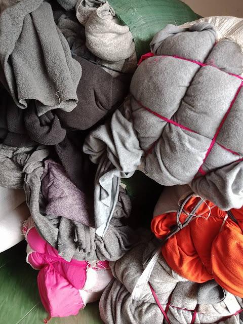 ADAMIS có giao từ 50kg vải nỉ khúc may áo khoác giá rẻ cho xưởng may