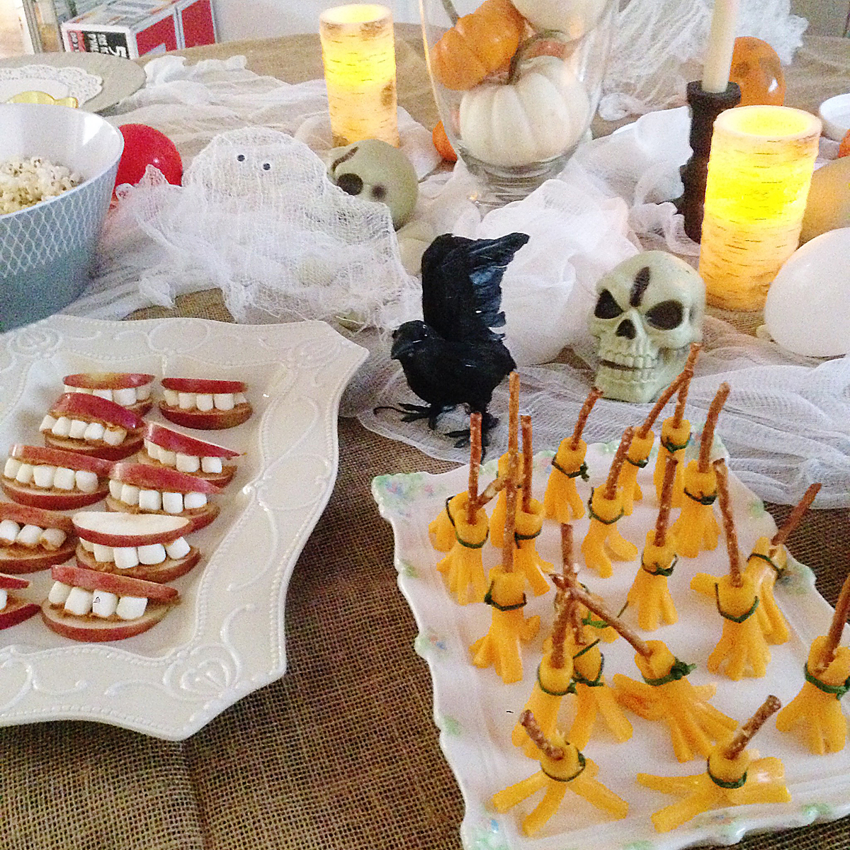 halloween party ideas | Ramblingrenovators.ca