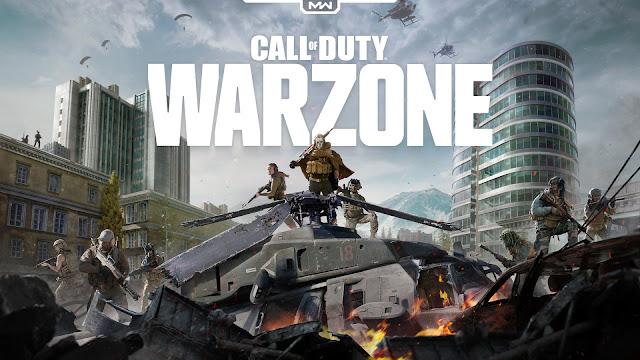 COD War zone