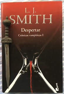 Portada del libro Despertar, de L. J. Smith