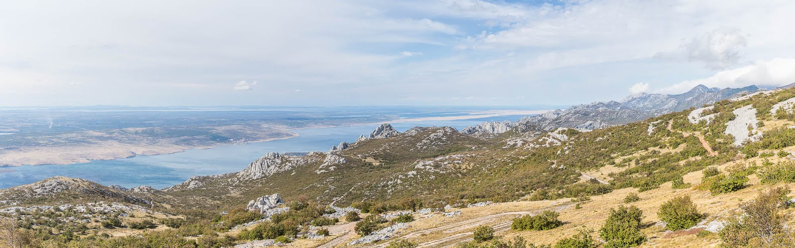 Montagnes Velebit Croatie