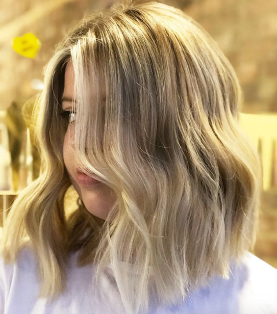 low maintenance ombre hair for short hair