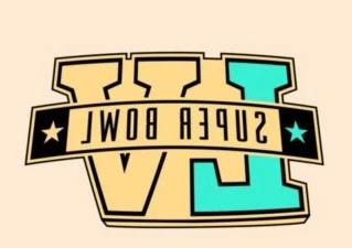 logo superbowl LV.
