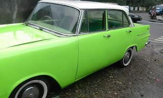 Forsale Rare Opel Rekord 1961 - DEPOK
