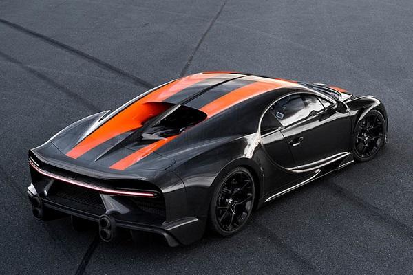 El Bugatti Chiron es el auto más rápido del mundo