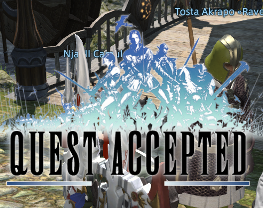 FFXIV Guide] The Taru from Hell   Final Fantasy XIV Guide