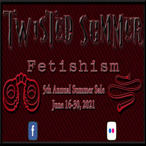 Twisted Summer Sale & Hunt - Fetishism