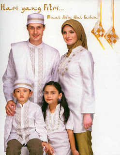 Akan Model Terbaru Baju Muslim Untuk Lebaran Lebaran