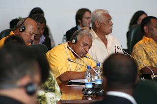 Oposisi Mengecam Dukungan Pemerintah Fiji Terhadap Indonesia di MSG