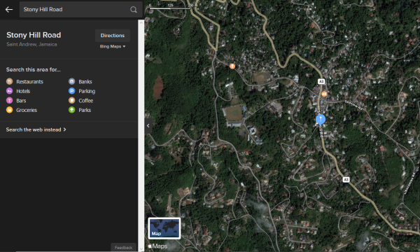 How to use Apple Maps on Windows 10