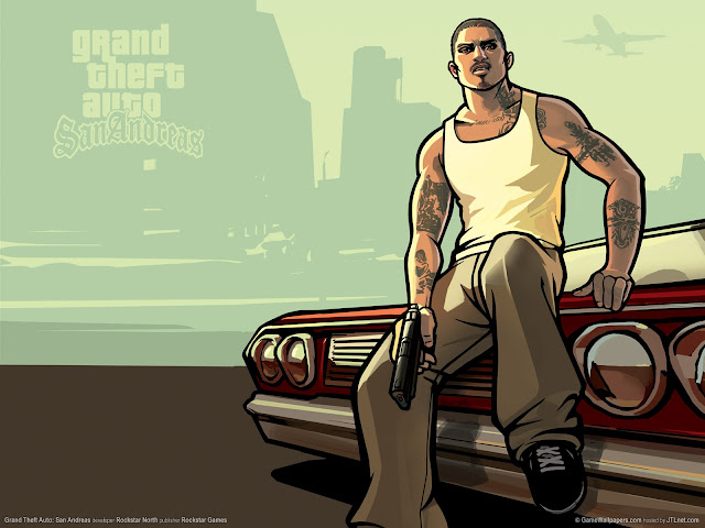 GTA San Andreas Free Download(Pc+apk)