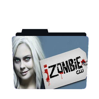 Preview of  iZombie, tv show, official, folder icon
