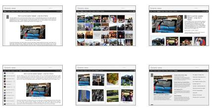 Web Design Web 3.0
