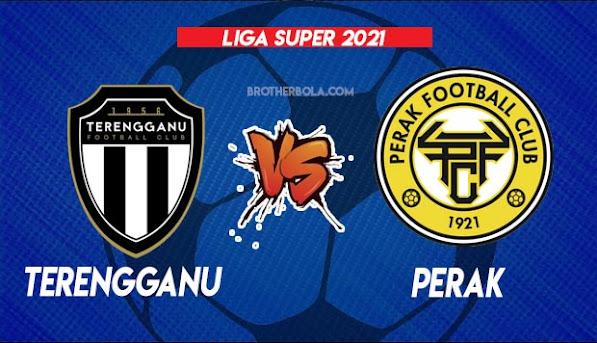 Live Streaming Terengganu vs Perak 24.7.2021