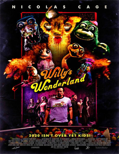 Pelicula Willys Wonderland