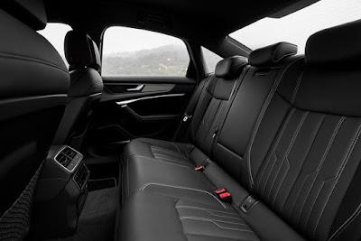 Cabin Audi A6