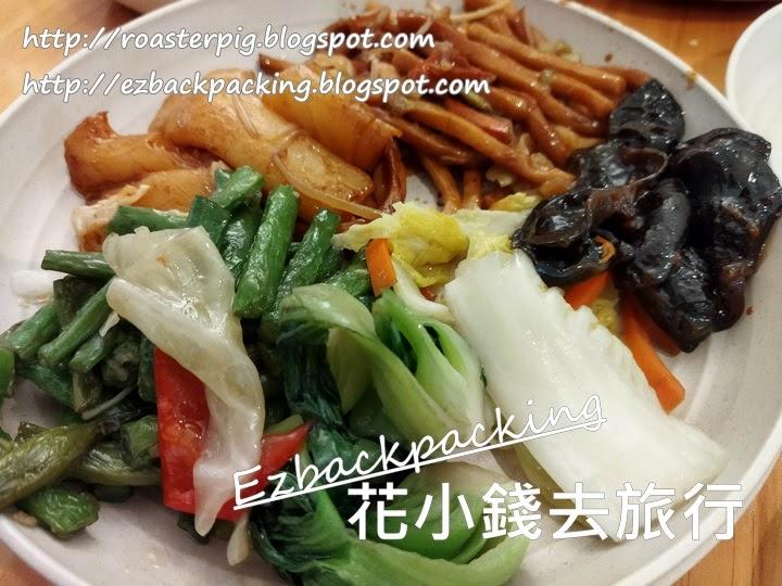 黃大仙素食buffet