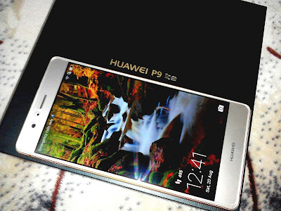 Review: Huawei P9 Lite ♥(✿ฺ´∀`✿ฺ)ノ