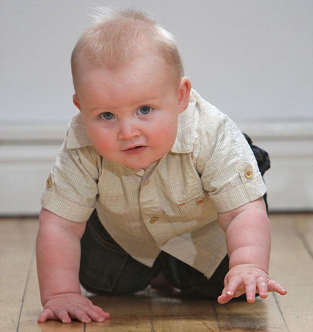 Damncute Baby Yang Dilahirkan Besar Dan Bukan Gemuk