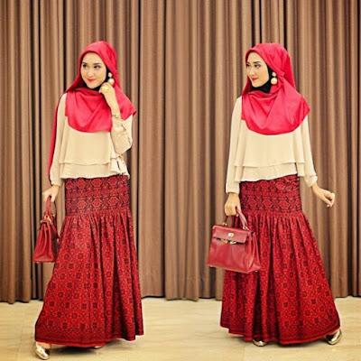 Fashion Terbaru Muslimah di Indonesia 5