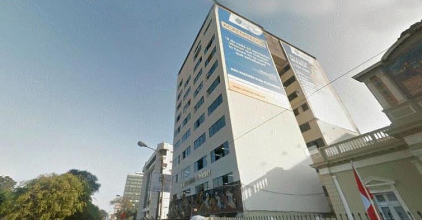 Estudiante cayó de octavo piso de la Universidad Norbert Wiener en el Cercado de Lima