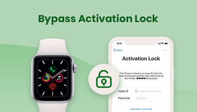 Apple Watch iCloud Remove 100% FMi OFF