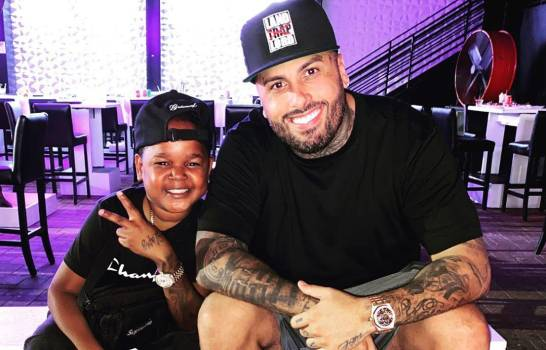 "Video | El día que ""Pio la distingancia"" casi le quita la novia a Nicky Jam"