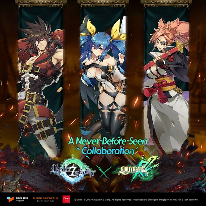 Epic Seven - OP Free 5* Hero, First Collab