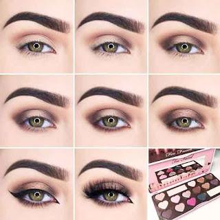 smokey eye tutorial step by step, How to make smokey eyes