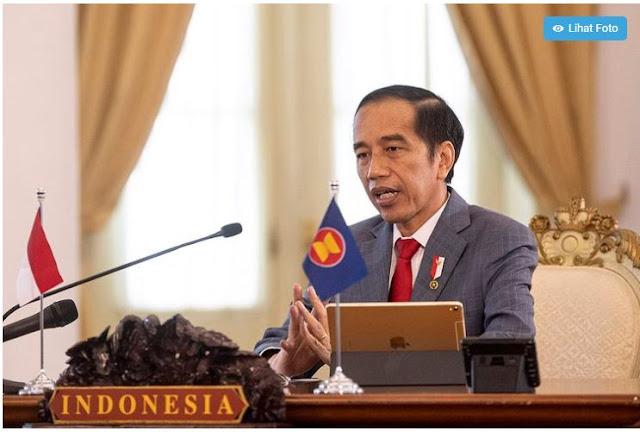 Jokowi Marahi Para Menteri: Krisis tapi Dianggap Biasa, Saya Jengkel!