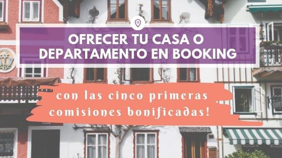 descuento anfitriones booking comisiones bonificadas booking