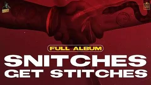 Aaj Kal Ve Lyrics in Punjabi Font | Sidhu Moose Wala, Nick Dhammu | Album Snitches Get Stitches