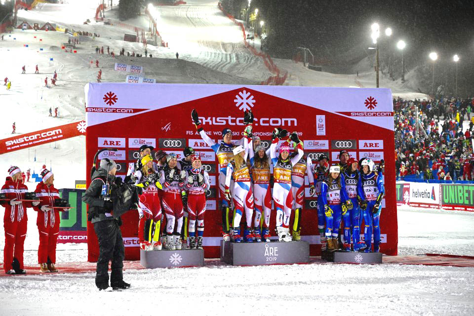 Alpine Team Event Åre 2019