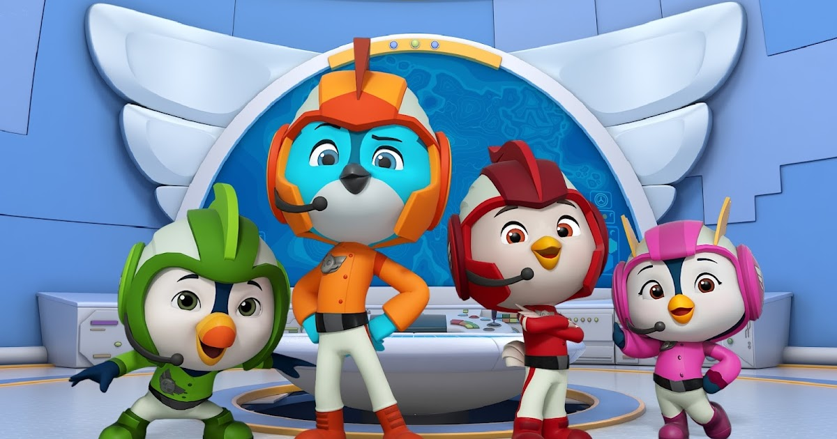 Nickelodeon International to Premiere New Episodes of 'Top Wing' From Monday 30th November 2020