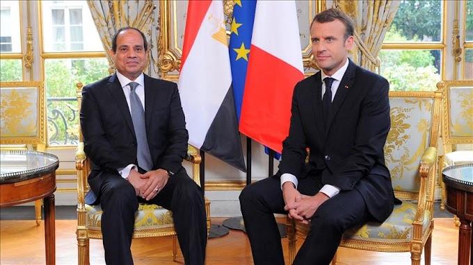 Γαλλία – Αίγυπτος παρεξηγήθηκαν για μία κουβέντα
