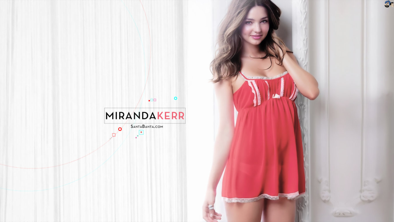 Miranda Kerr Latest Hot Wallpaper