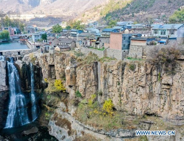 หมู่บ้านหงหนี (Hongni Village: 红泥村)