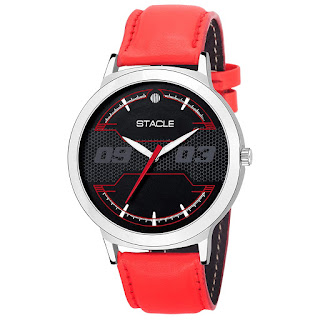red colour watches for boy's under 299rs