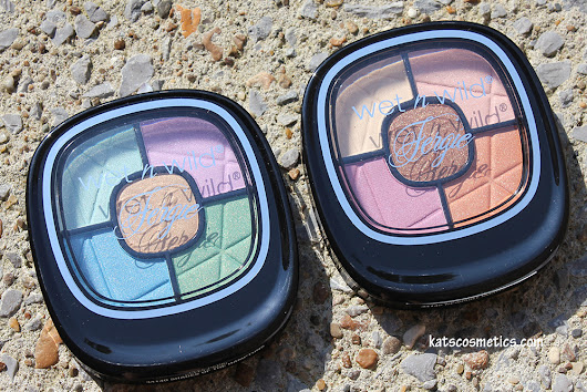 Wet n Wild Fergie Summer Limited Edition Shades of the Hamptons and Newport Nights