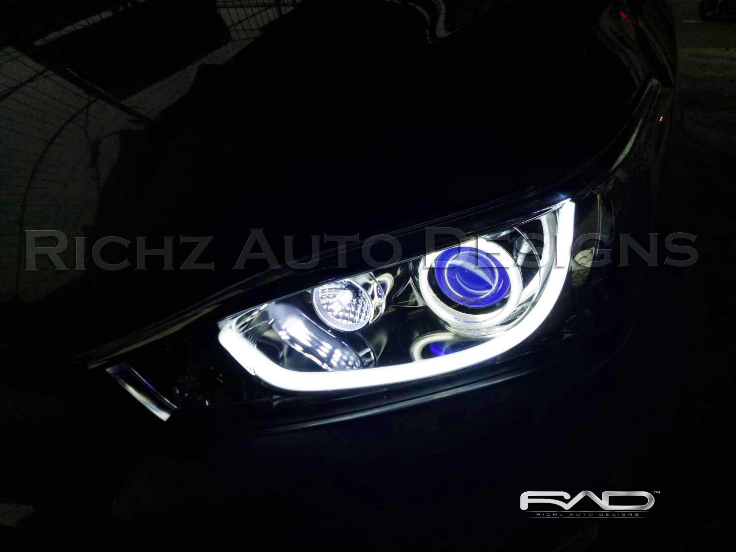 Angel eyes headlamp-4895