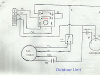 Split Air Con Wiring Diagram