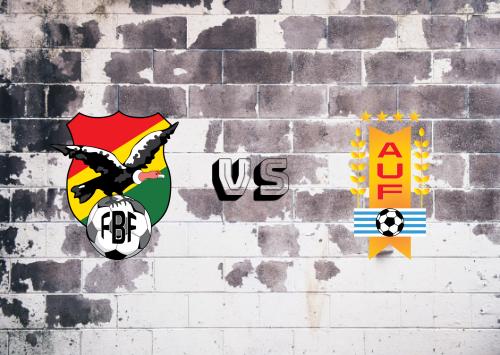 Bolivia vs Uruguay  Resumen y Partido Completo