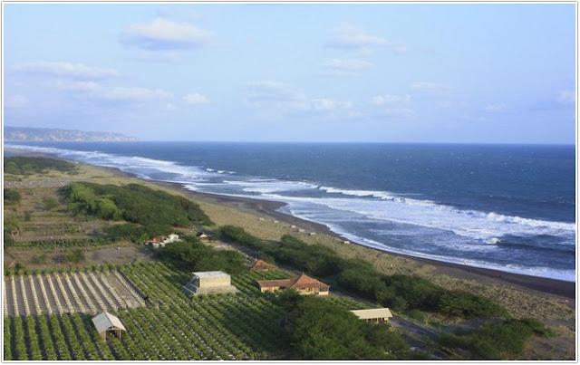 Pantai Pandansari;10 Top Destinasi Wisata Bantul