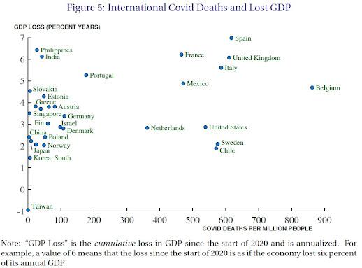 ECONOMISTA CONVERSÁVEL: Verificando COVID-19 Economics Research: BPEA outono de 2020 2